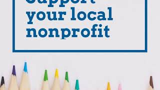 Support your local nonprofit