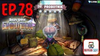ANGRY BIRDS EVOLUTION - ALIEN ABDUCTION - COSMIC CLASH - HATCHING 25+ PREMIUM EGGS - DR. PROBOTNIK