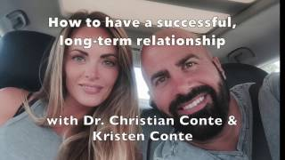 How to have a long-term, successful relationship