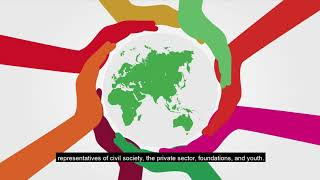 Working as one for education within the 2030 Agenda for Sustainable Development