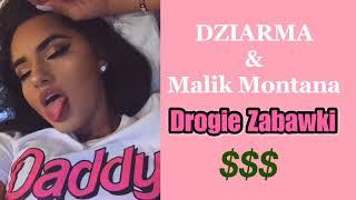 Kadr z teledysku Drogie zabawki tekst piosenki Dziarma x Malik Montana