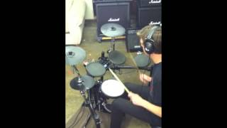 Descendents- She Don't Care Drum Cover