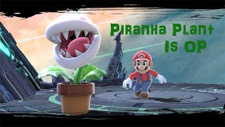 Piranha Plant is Broken - Better Nerf