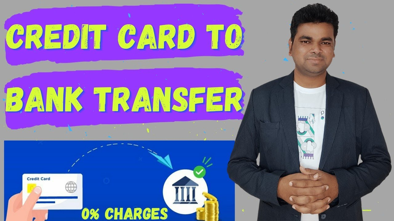Free Cash Transfer From Charge Card To Savings Account|Charge Card To Bank Transfer 2021 thumbnail