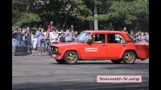 Фоторепортаж с маштабного «DRAG & DRIFT FEST» под Николаевом
