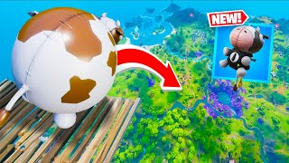 *NEW* Inflate-A-Bull from Max Height! (insane)