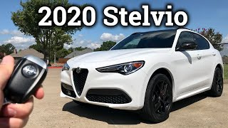 Full Review: Updated 2020 Alfa Romeo Stelvio | Sport Sedan Trapped In An SUV Body