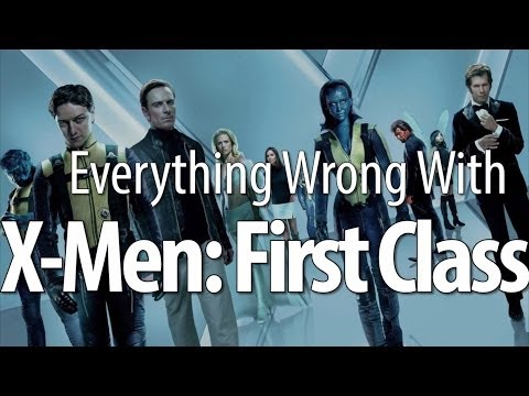 Everything Wrong With X-Men: First Class In 8 Minutes Or Less