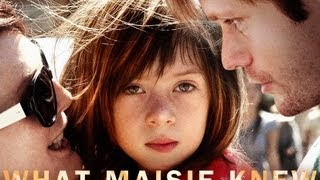 DRAMA - Trailers & Clips - WHAT MAISIE KNEW - TRAILER   Julianne Moore, Alexander Skarsgård