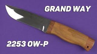 Grand Way 2253 OWP - відео 1