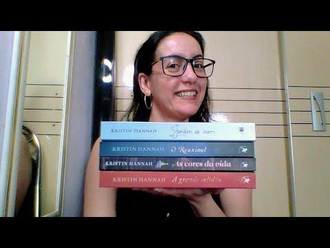 Autores preferidos e seus livros: Vídeo 2 Kristin Hannah (Romance).