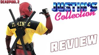 Hot Toys Deadpool 2 Review