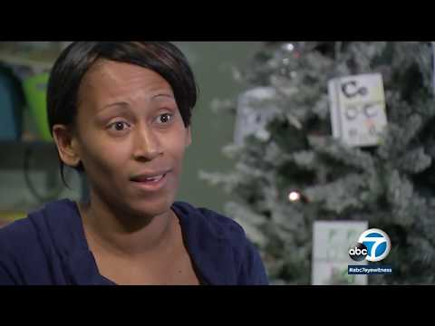 'Secret Santa' pays off SoCal single mom's Christmas layaway | ABC7