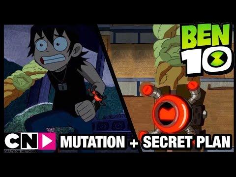 Ben 10 Reboot Season 3 Every Kevin 11 Transformation +