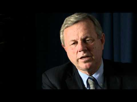 Former SA Premier Mike Rann on the Thinkers in Residence