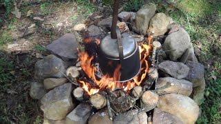 Hang N Bake, The Magic Of Campfire Baking.