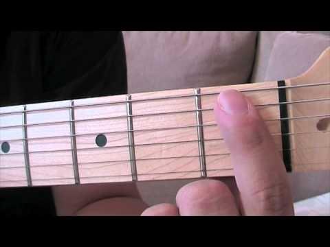 E7- Chord (ST09-03)/ Anfänger Gitarre