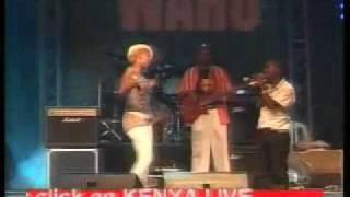 Wahu Kisumu performance running low