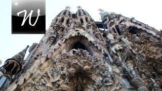 ◄ Sagrada Familia, Barcelona [HD] ►