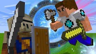 Назад в Будущее! #6 Звездные Врата в Майнкрафт