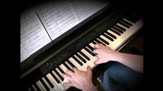 It Is You I Have Loved - Shrek - Piano