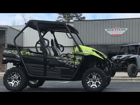 2021 Kawasaki Teryx LE in Greenville, North Carolina - Video 1