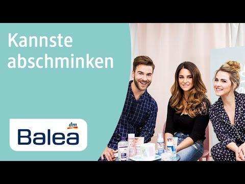 Balea Abendroutine – Gesicht schnell reinigen vs. ausführlich abschminken | Balea Badvergnügen #14