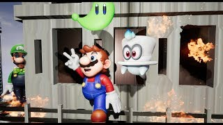 (SFM) Mario Odyssey New donk City rampage