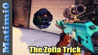 The Zofia Trick - Rainbow Six Siege