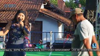 TERHANYUT DALAM KEMESRAAN - SUSY ARZETTY - LIVE KERTANEGARA 17 JUNI 2018