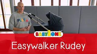 Robert erklärt den Kinderwagen Rudey von Easywalker | BabyOne