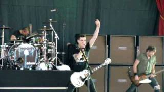 Crutch - Theory of a Deadman - Live in Chicago on Jyly 22, 2009