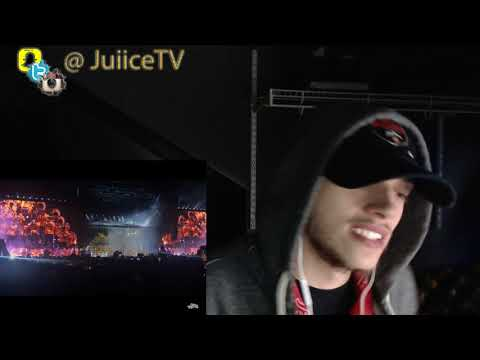 Beyoncé Epic Coachella Opening - Crazy in Love   Reaction   Throwing Them Cheeks
