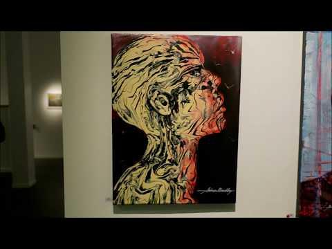Thumbnail of Exhibition 2020. Artist Simon Bradley.