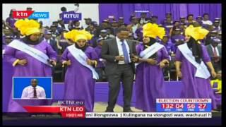 KTN Leo Taarifa Kamili na Mashirima Kapombe - 28/3/2017