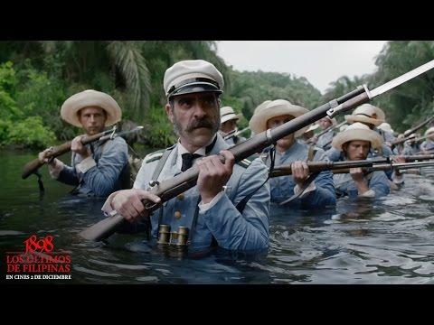 Trailer 1898. Los últimos de Filipinas