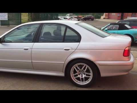 BMW 520 520i SE ES