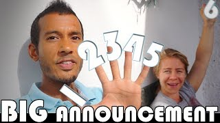 A BIG ANNOUNCEMENT - FAMILY DAILY VLOG