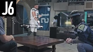 "(Video) ""NFL Enhances Fan Experiences With AR"""