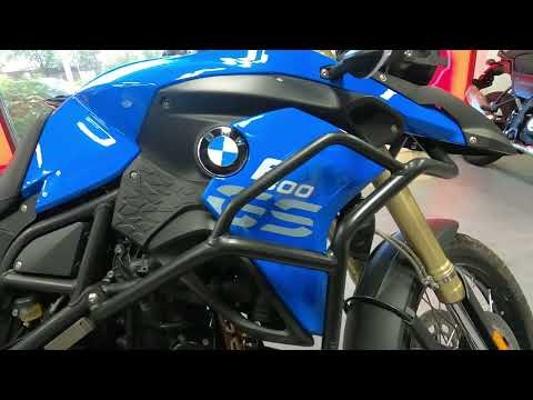 2013 BMW F 800 GS in West Allis, Wisconsin - Video 1