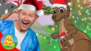 12 Days of Christmas Australia | Christmas Songs for Kids | The Mik Maks
