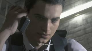 Resident Evil 2 [Полное прохождение за Леона] [Part 2]