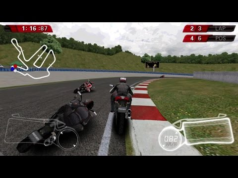 Ducati Challenge Android Gameplay