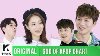GOD OF KPOP CHART(차트밖1위): You won't Miss them in the Latest Playlists of People Who Like to Listen | Kholo.pk