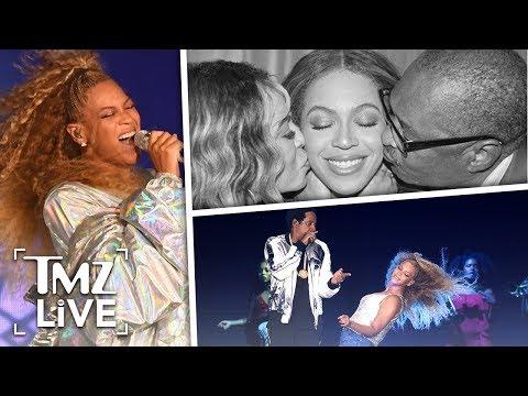 [TMZ]  Beyonce: Big Surprise From Dad!
