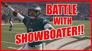 INTENSE BATTLE WITH A SHOWBOATER!! - Madden 16 Ultimate Team | MUT 16 PS4 Gameplay