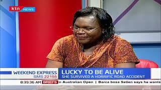 LUCKY TO BE ALIVE: Migori Woman Rep. Dr Pamela Odhiambo | BEYOND THE SCARS