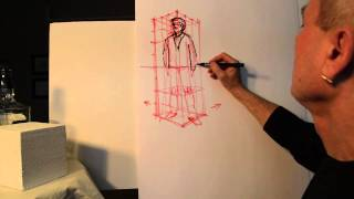 Drawing Human Figures In Perspective