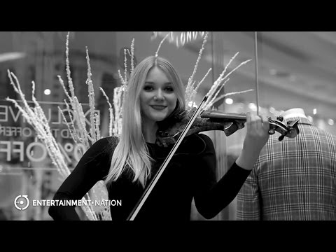 Sally Violin Shoreel Video