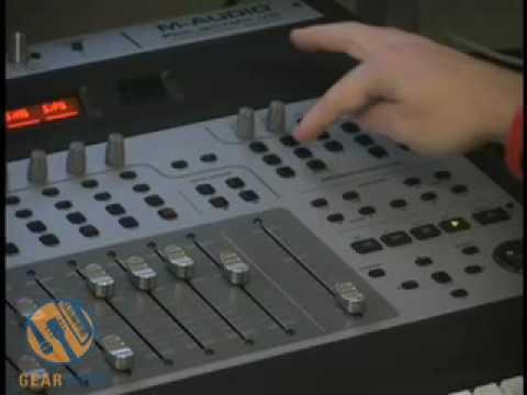 m audio project mix i o reverb rh reverb com M-Audio Project Mix Manual M-Audio Project Mix Manual